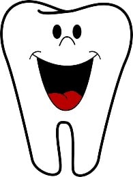 smiley tooth-Lorne Park Dental Associates-Mississauga-Lakeshore Dentist