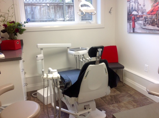 Lorne Park Dental in Mississauga, treatment room #2
