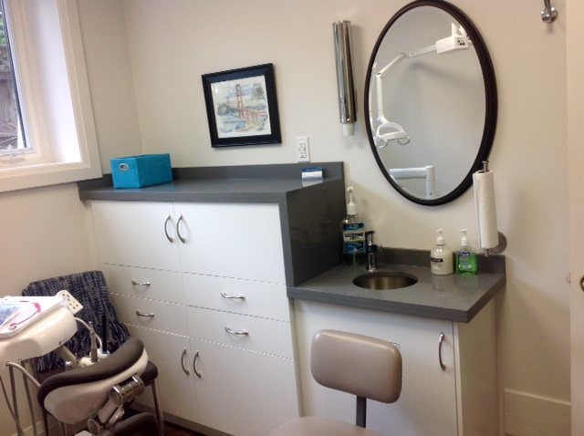 Lorne Park Dental office makeover
