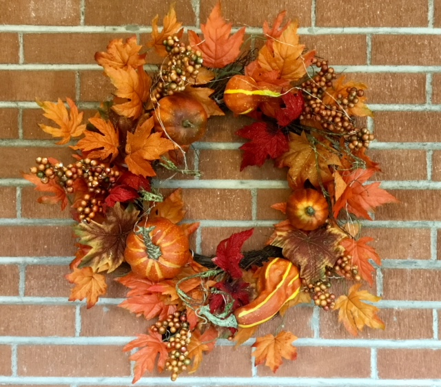 Thanksgiving wreath-Lorne Park Dental Associates-Mississauga Dentist