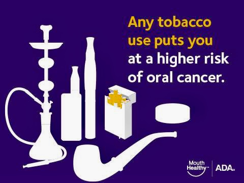 tobacco types - oral cancer - Mississauga - Lakeshore Dentist - Lorne Park Dental